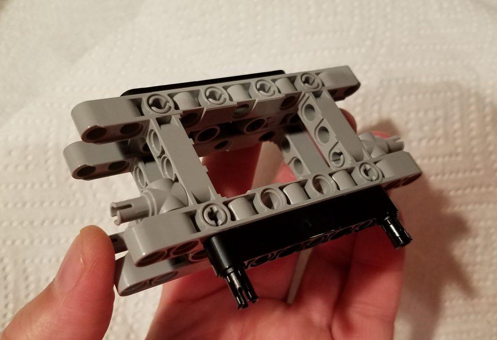 Rear Bracing Detail